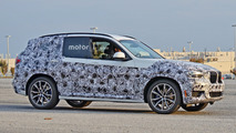 2018 BMW X3 spy photo