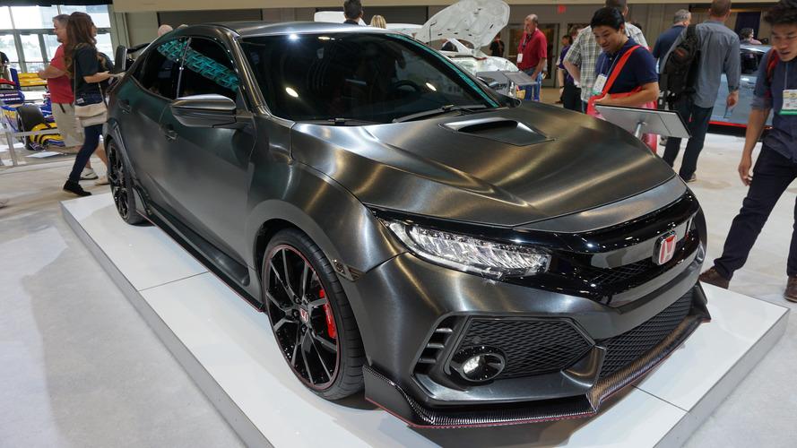 Novo Civic Type-R de produção será revelado em Genebra