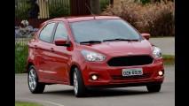 up!, Ka e Uno estão entre os city cars mais vendidos no mundo em 2015 - lista