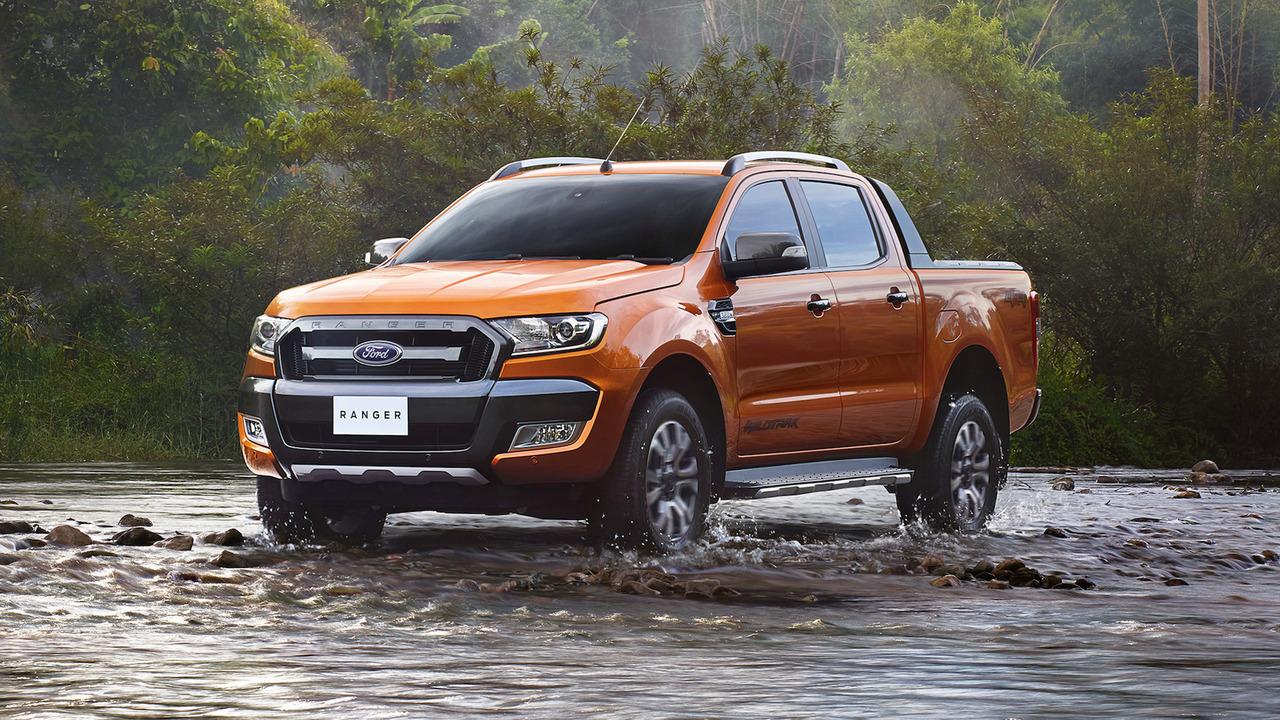 2015 Ford Ranger Wildtrak