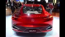 Salão de Detroit: Acura Precision mostra design