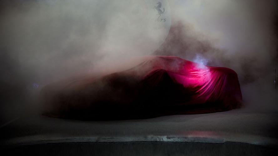 Ferrari - Un mystérieux modèle V12 émerge, les spéculations commencent