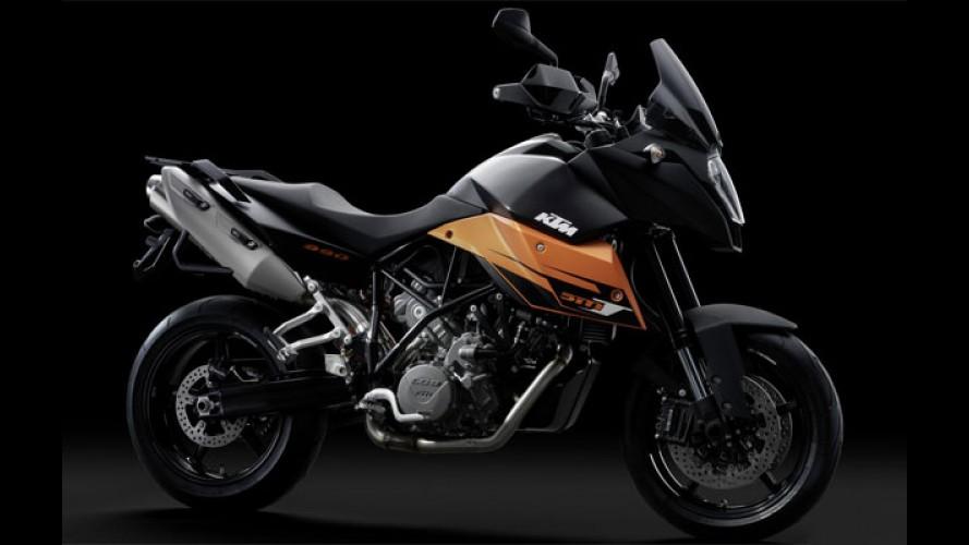 KTM anuncia recall do modelo 990 Supermoto T no Brasil