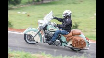 Volta rápida: pilotamos as novas Indian Scout e Chief Classic/Vintage