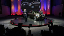 Tiger Woods & New Buick Enclave