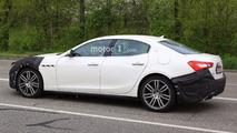 2018 Maserati Ghibli casus fotoğrafları