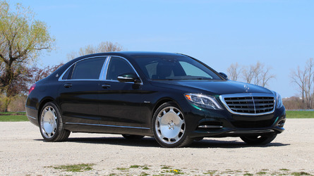 2017 Mercedes-Maybach S550 Review