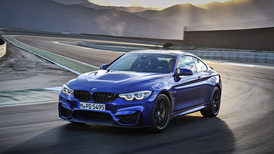BMW M4 CS Limited To 3,000 Units – But An M2 CS Might Happen