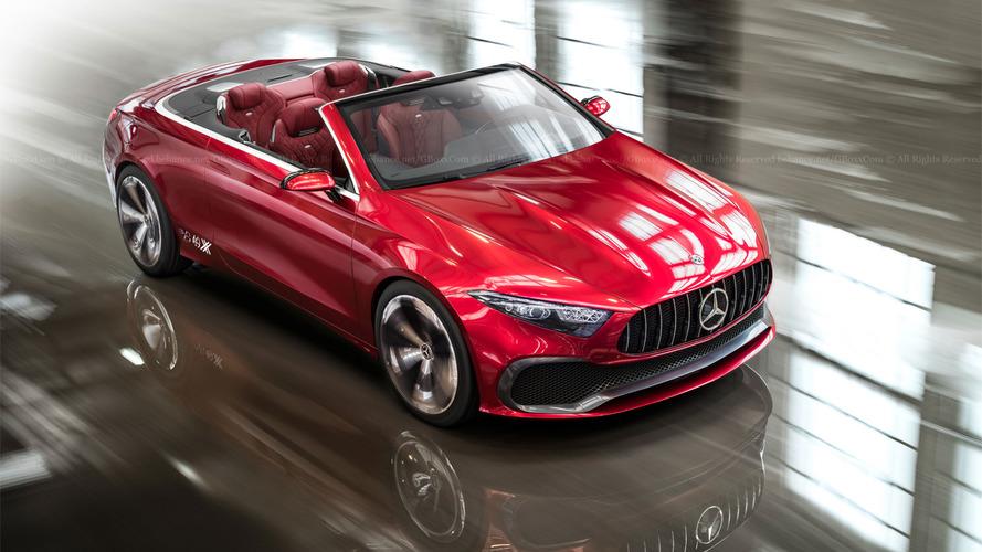 Et si Mercedes lançait un petit cabriolet ?