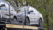 2019 BMW X4 spy photos