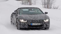 BMW i8 Spyder Spy Photos