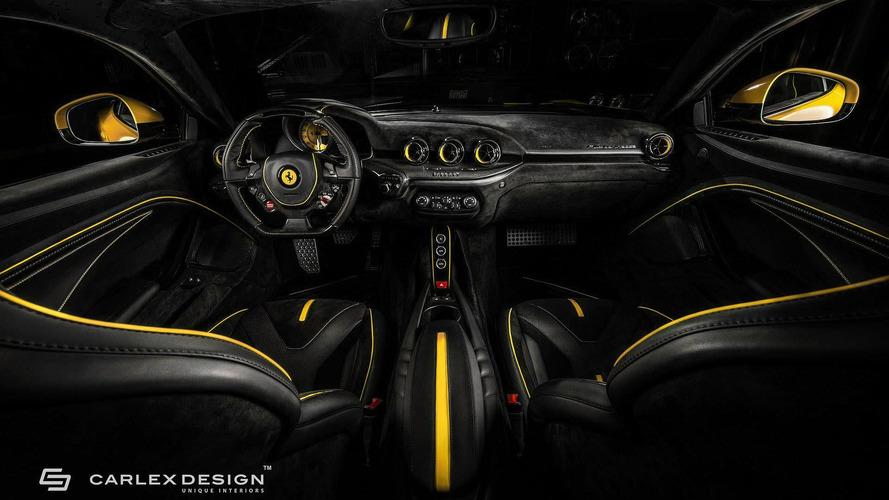 Ferrari F12berlinetta Carlex Design