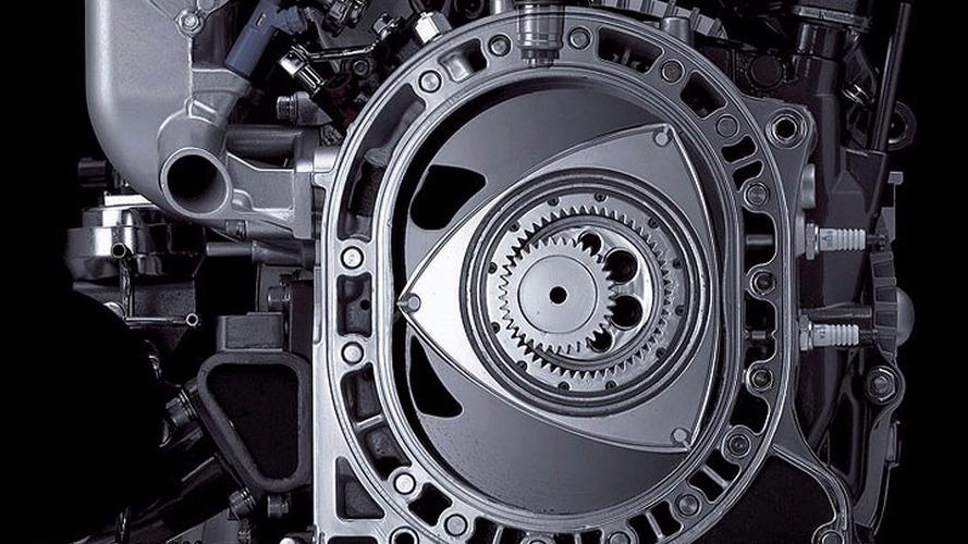 El motor rotativo de Mazda volverá en 2019