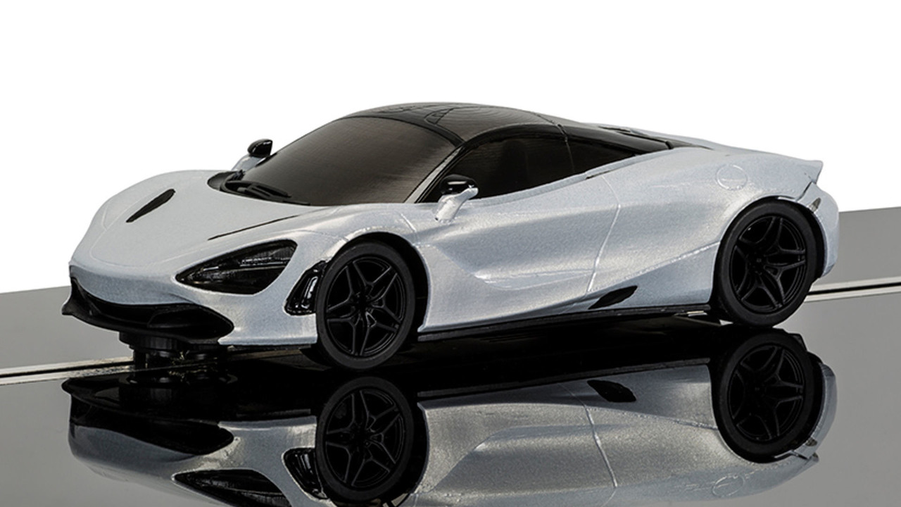 How Many Mclaren P1 Were Made >> Mini McLaren 720S for Scalextric slot car racing already available