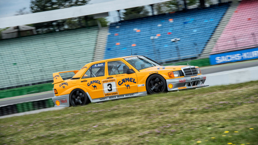 Run what ya brung German Touring Car style