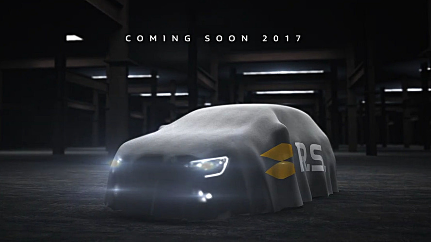 2018 Renault Megane RS Teased For First Time