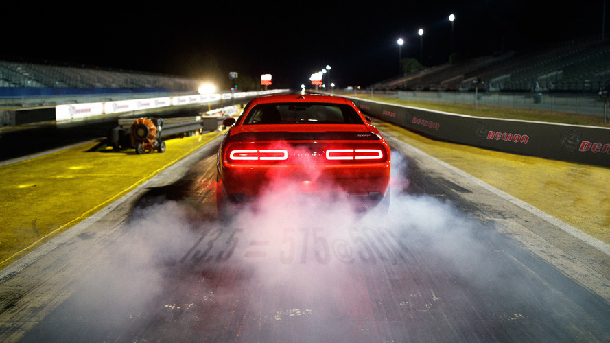 Dodge Challenger SRT Demon shows off drag-focused suspension in latest teaser