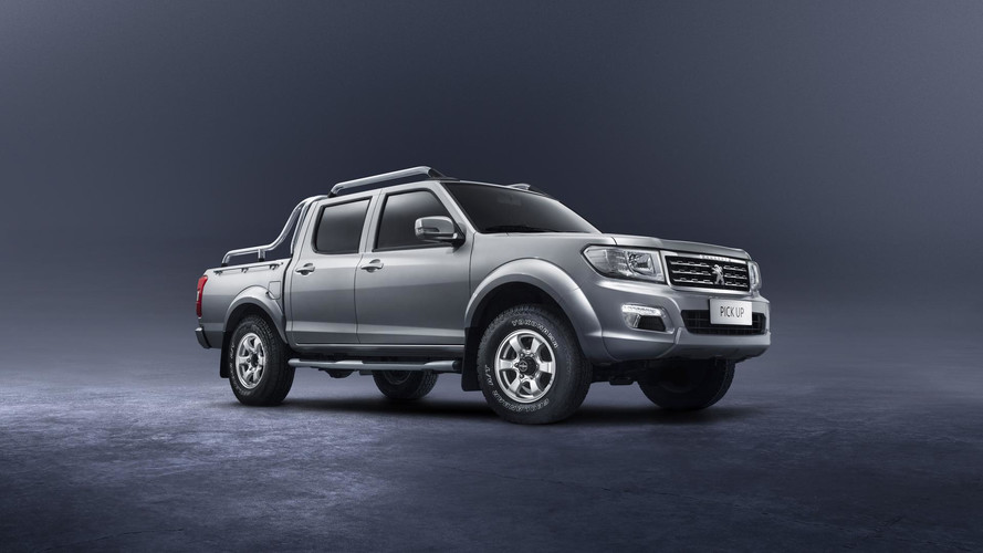 PSA And Chinese Partner To Launch One-Ton Pickup In 2020