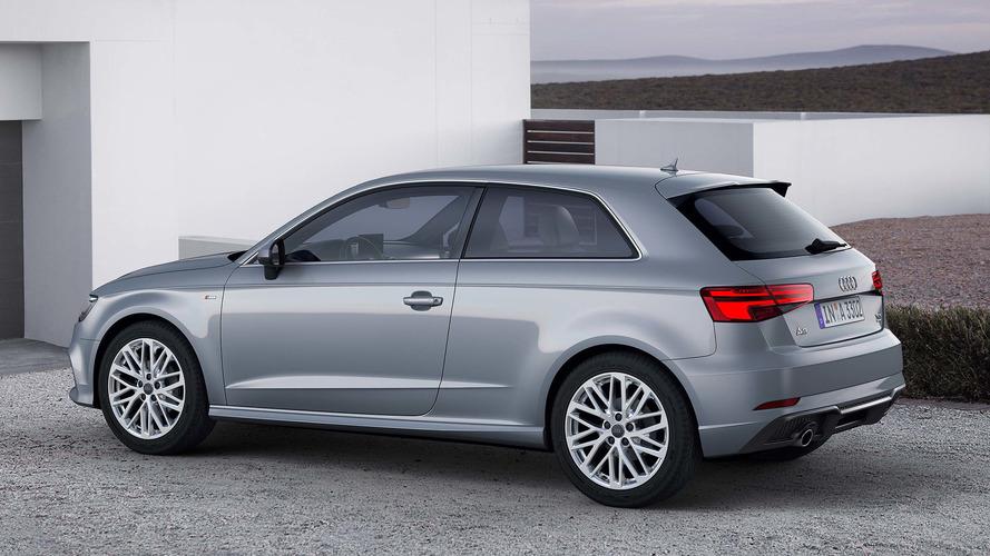Audi To Drop Three-Door A3
