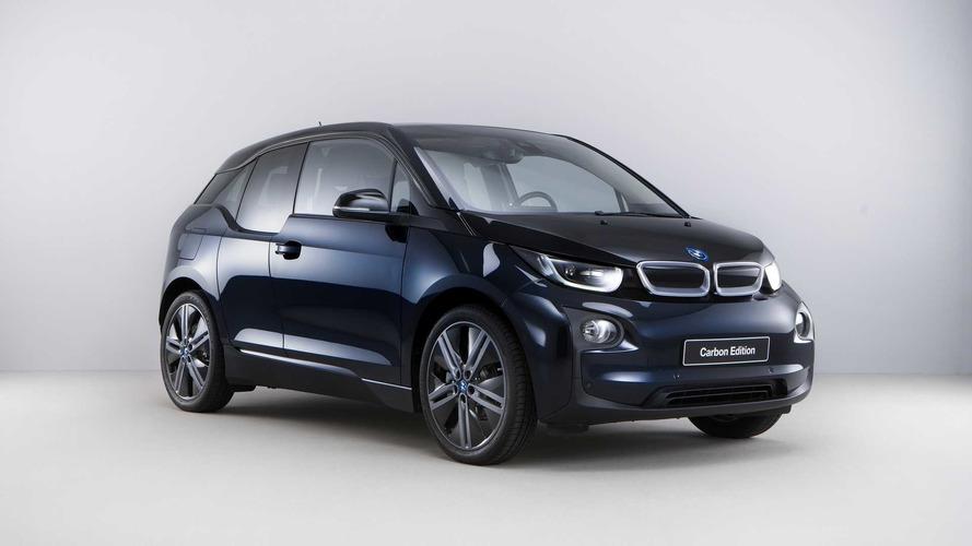 BMW i3 Carbon Edition Rides Silently On 20-Inch Wheels