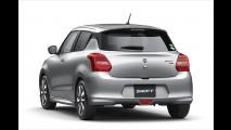 Neuer Suzuki Swift für 2017