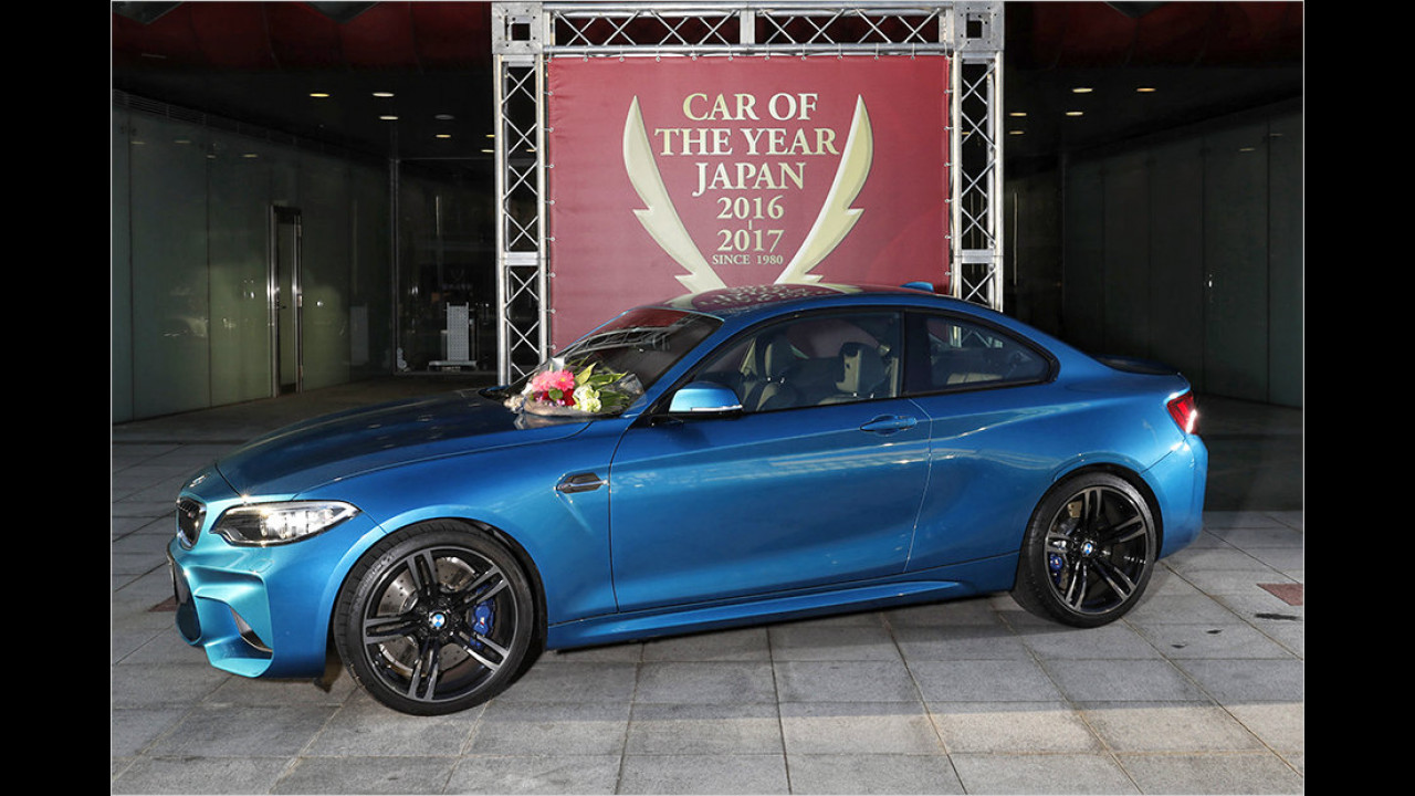 Platz Zehn: BMW M2
