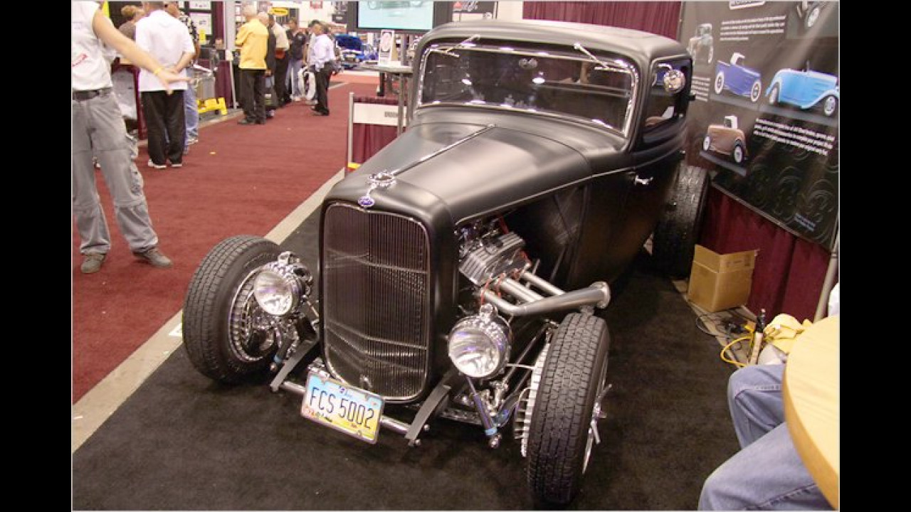 1932er-Ford Coupé