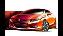 Neue Honda-Civic-Studie