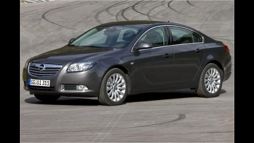 Opels Offensive: Mit dem Insignia kommt frischer Wind