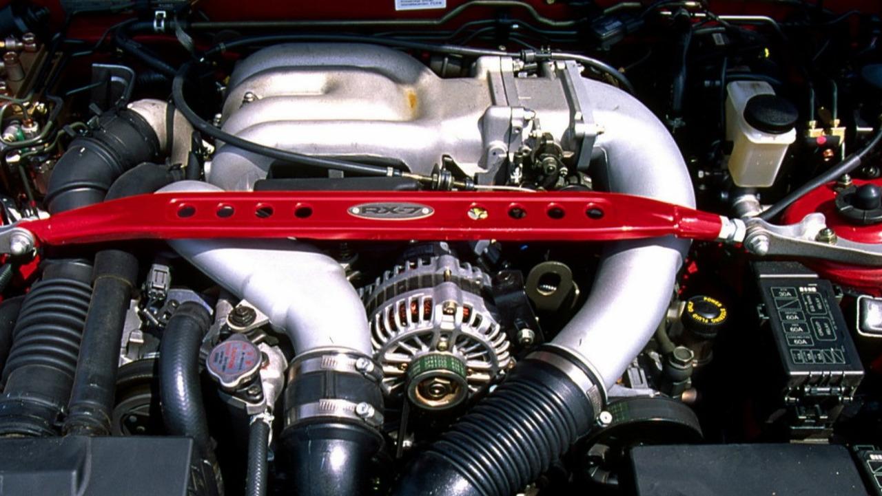 Mazda RX-7 (1992 - 2002)