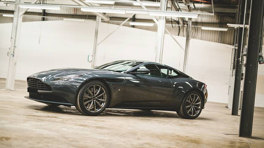 Aston Martin Reveals Two Special DB11s From Its Q Division
