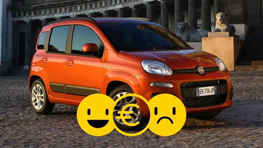 Promozione Fiat Panda, perché conviene e perché no