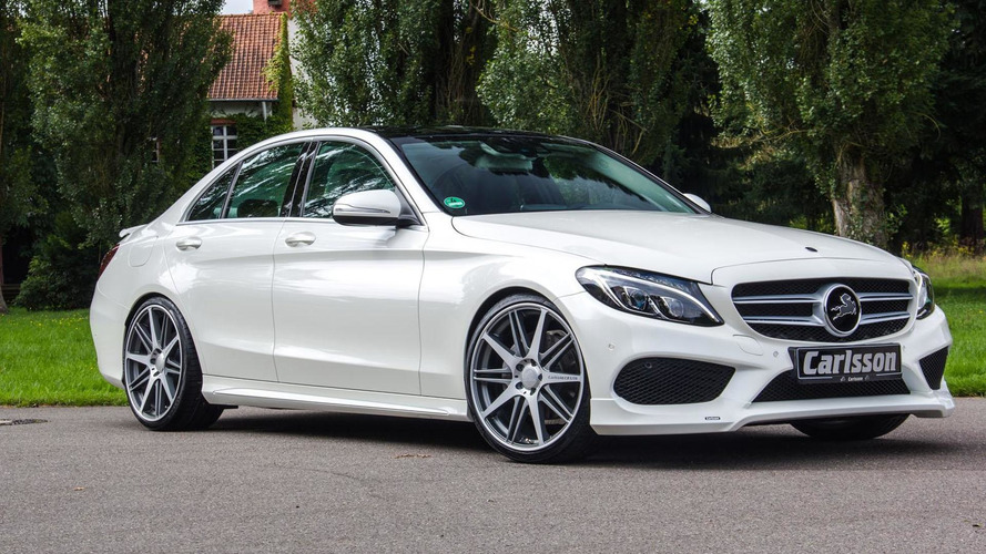 Carlsson tweaks the Mercedes C-Class AMG Sport