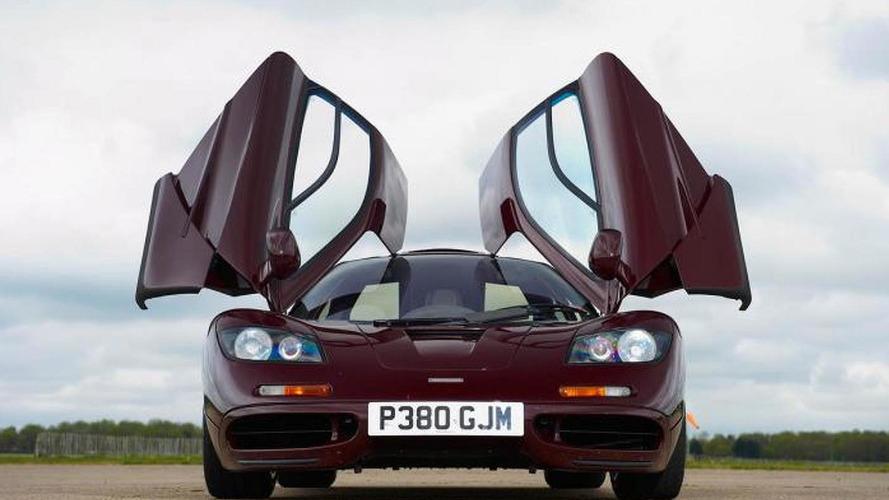 Rowan Atkinson selling his McLaren F1 for £8 million