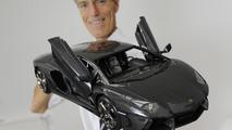 Lamborghini Aventador LP700-4 by Robert Wilhelm Gülpen