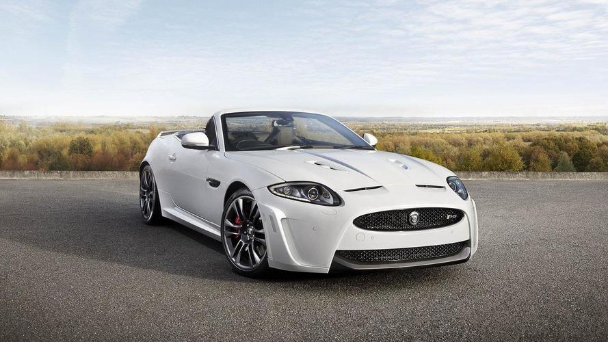 Jaguar XK successor axed