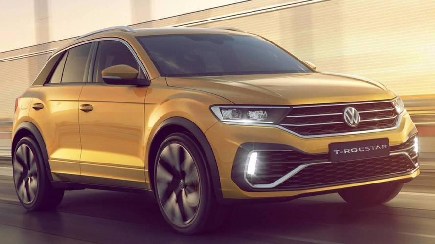 Volkswagen T-Rocstar Concept - Comme un avant-goût de T-Roc R