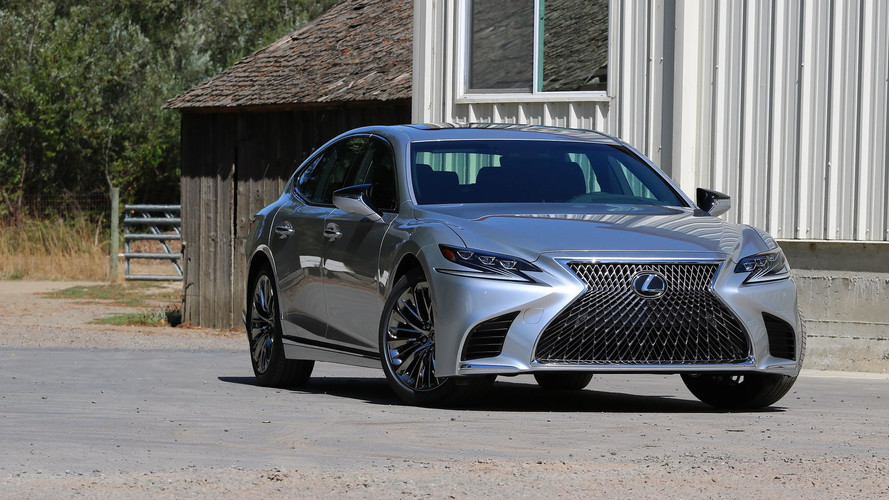 Updated Lexus Safety Tech Prevents Drivers From Hitting Pedestrians