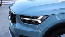2018 Volvo XC40: Live