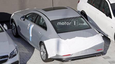 2018 Mercedes CLS, 5 koltukla ve sıralı altı silindirli motorla gelecek