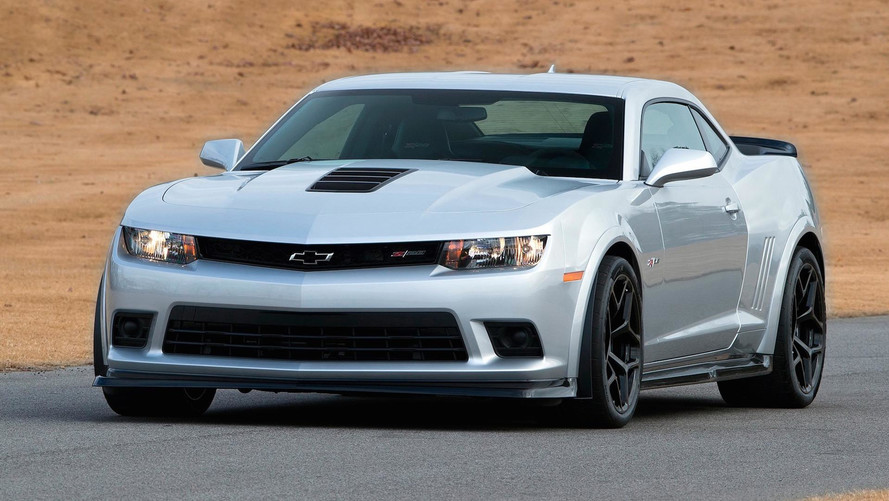 You Can Get A 2014 Camaro Z/28 For Under $40,000