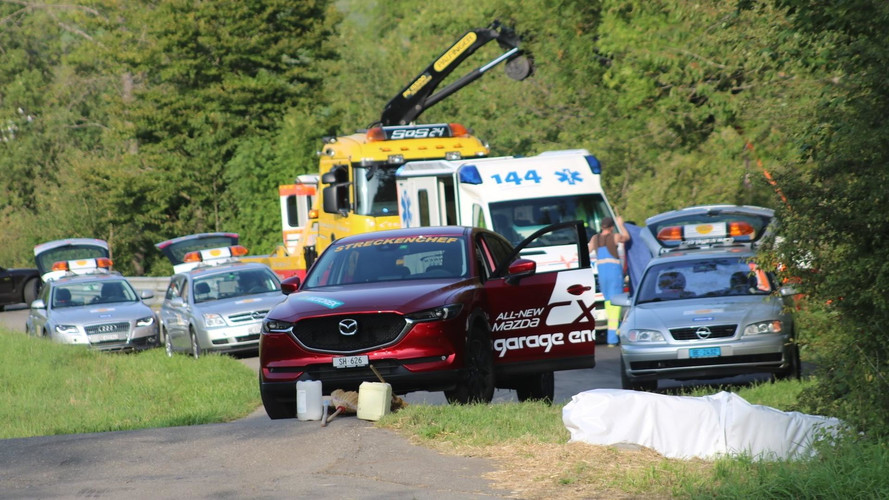 Driver Killed In Swiss Hillclimb Crash