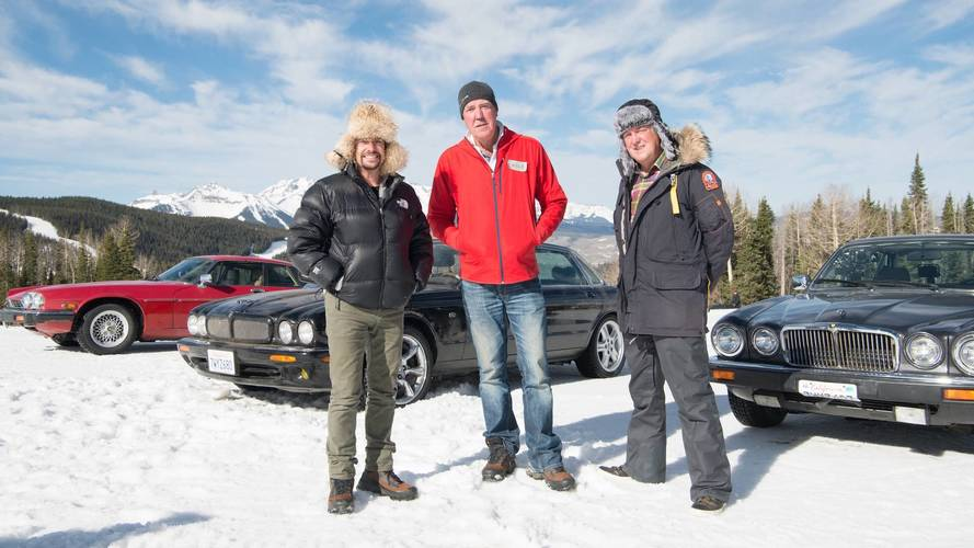 The Grand Tour Season Two Goes Live On December 8