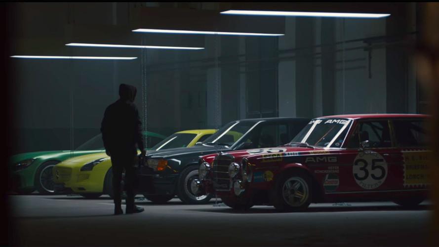 Lewis Hamilton annonce l'arrivée de l'hypercar Mercedes!