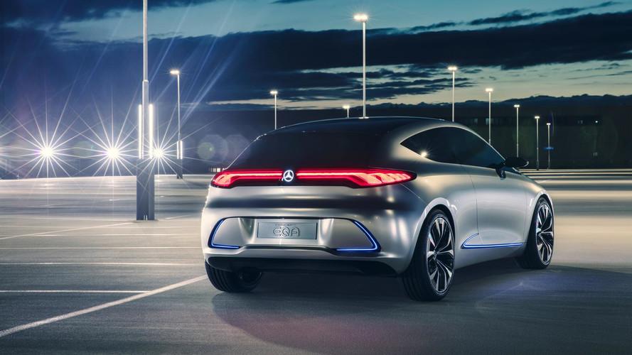 Mercedes-Benz produzirá novo carro elétrico na França de olho na Tesla