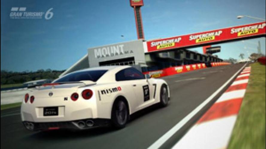 Nissan GT Academy 2014, selezione anche su Facebook