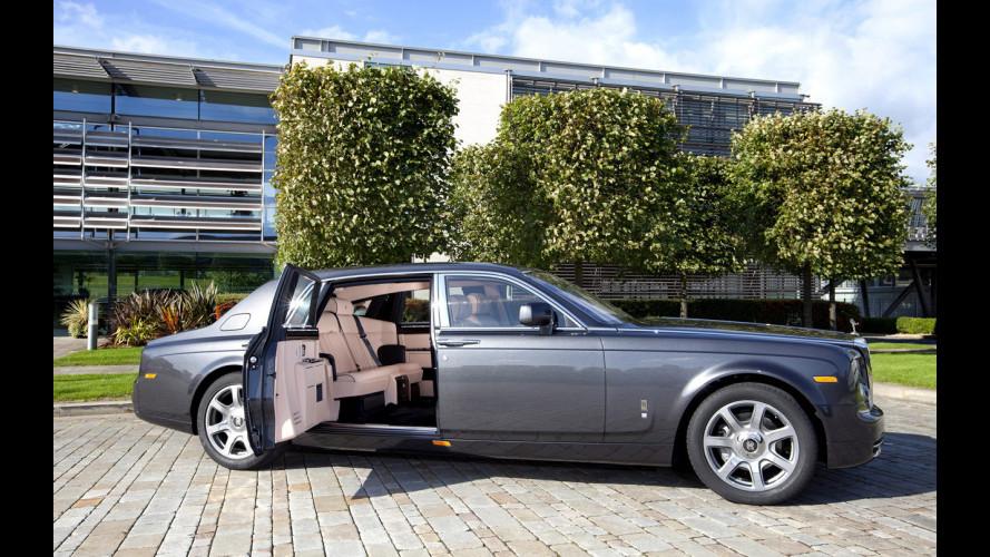 Rolls Royce al Salone di Parigi 2010