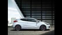 Oficial: Kia revela o apimentado pro_cee'd GT 2013 com motor 1.6 turbo de 204 cv