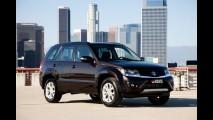 Novo Suzuki Grand Vitara 2013 já é oferecido no Brasil com preços a partir de R$ 72.914