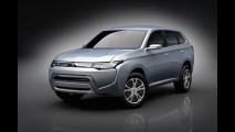 Salão de Tóquio: Mitsubishi PX-MiEV II adianta linhas da próxima geração do Outlander
